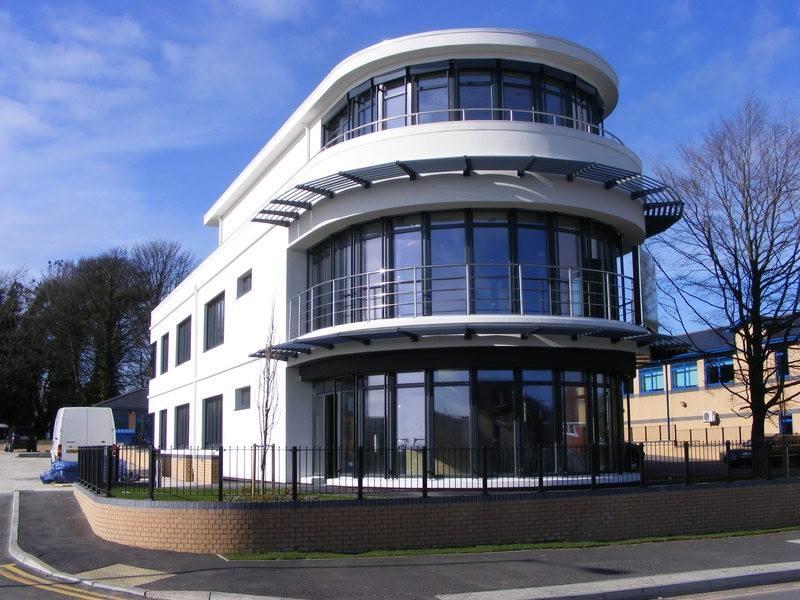 Office block in Dover